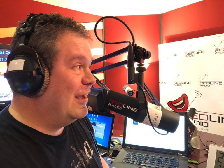 RedLineRadio 16