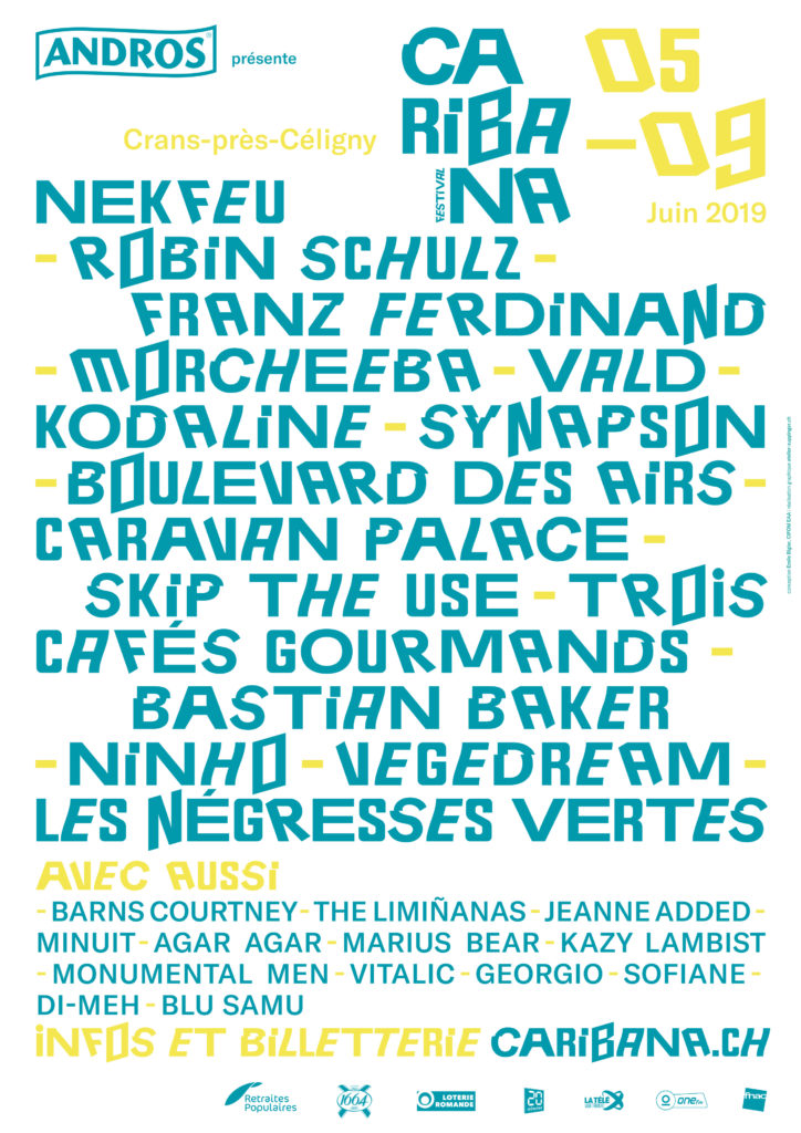 RedLine Radio au Caribana Festival 2019 1